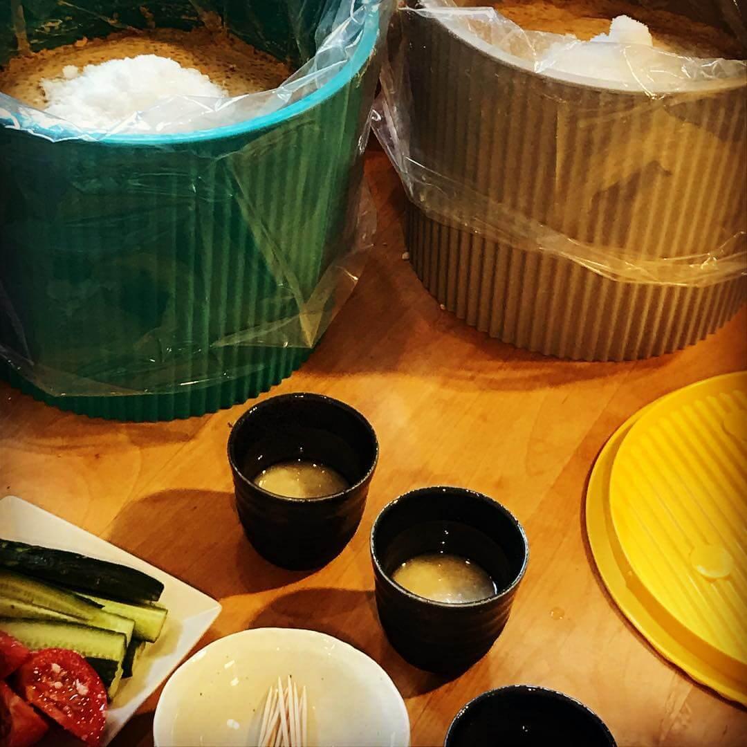 みそソムリエ 小野敬子さんの〜味噌作りワークショップ♪〜