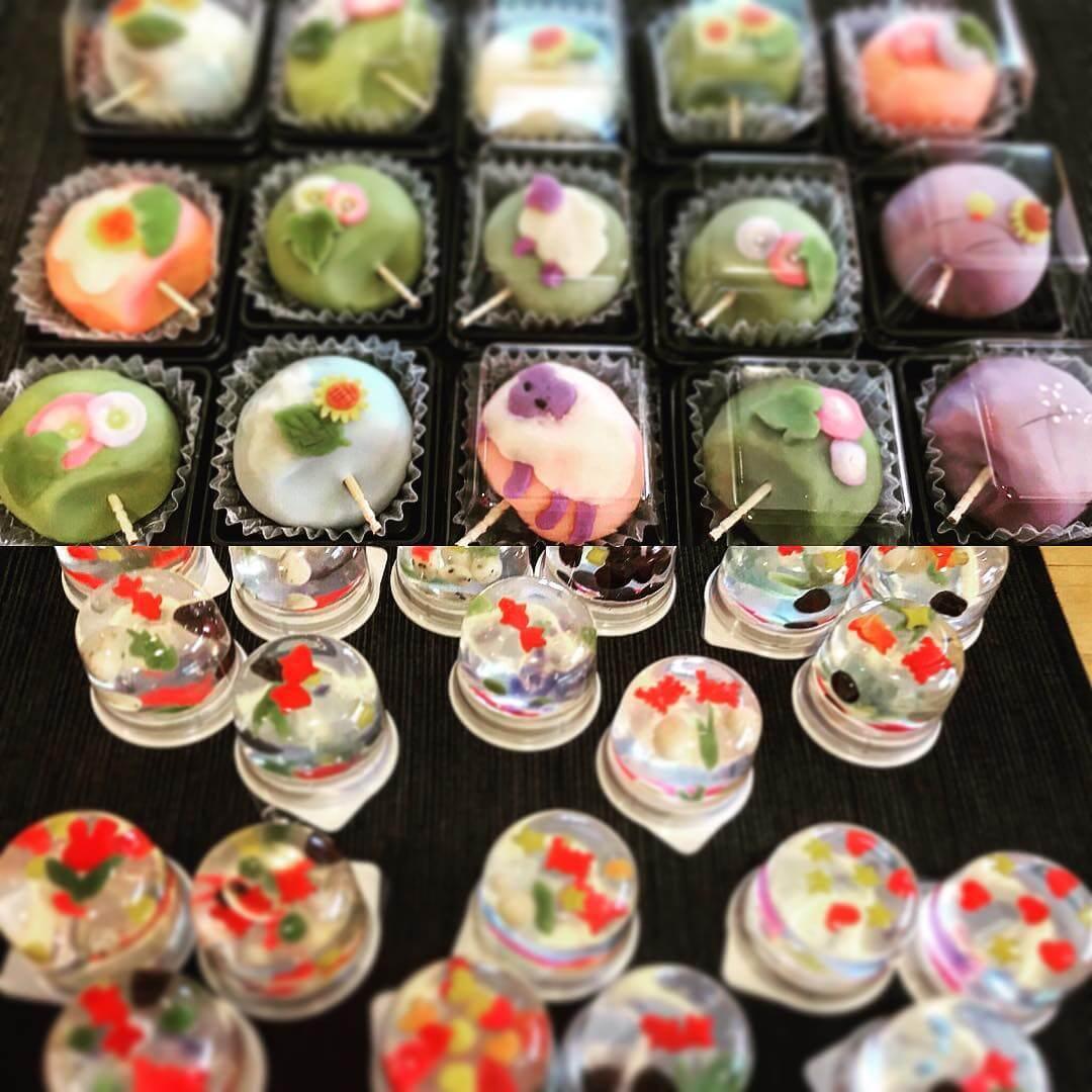 和菓子作りワークショップ