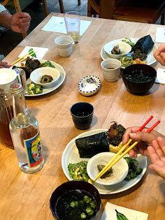 沖縄料理を楽しむ会